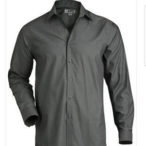 Other - New Edwards Oxford point collar dress shirt